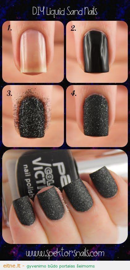 DIY_Liquid_Sand_Nails_Tutorial
