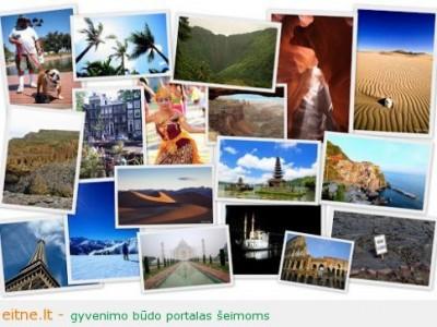 Fotografijos patarimai: Atostogų ir kelionių nuotraukos