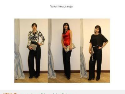 Stilistė Kristina pataria: Kaip kasdienę aprangą paversti vakarine