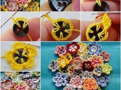 Sagutės-gėlės