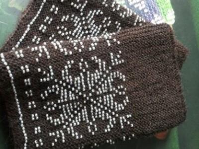 Riešinės, kojinės ir kiti šilti dalykai