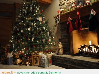 Kalėdinės dekoracijos (II d.)