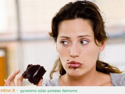 Emocinis valgymas. 10 būdų jį sutramdyti
