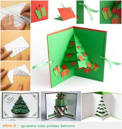 How-to-DIY-Christmas-Tree-Pop-up-Greeting-Card