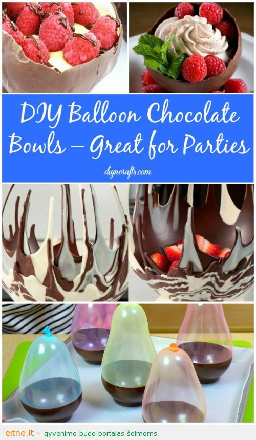 diy-chocolate-bowl-balloon-method