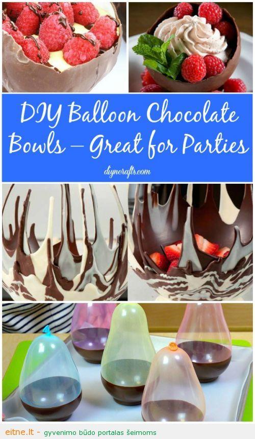 diy-chocolate-bowl-balloon-method