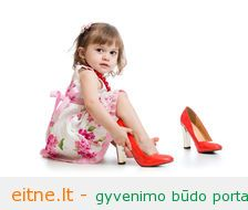 little-girl-trying-mummy-s-shoes-kid-40655949