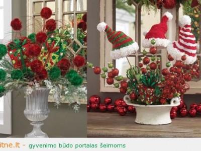 Kalėdinės dekoracijos ir kiti planai: kaip visur suspėti